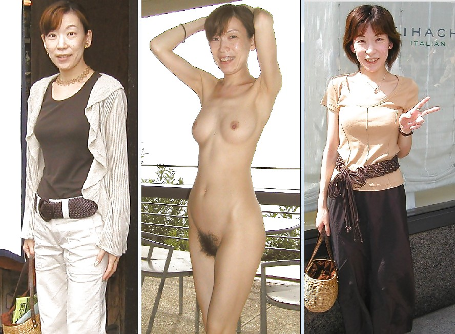 Think, that Chinese dressed undressed
